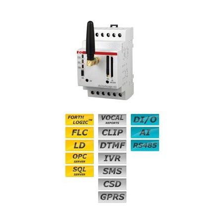 Функции  контроллеров ES-ForthLogic SG