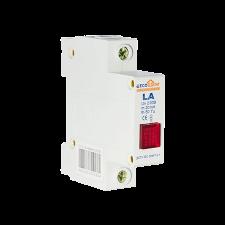 Светосигнальный индикатор ECO LA красный 220В
