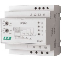 Автоматический переключатель фаз PF-451