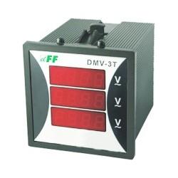 Цифровий індикатор напруги DMV-3T