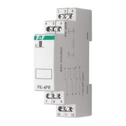 Электромагнитное реле PK-4PR