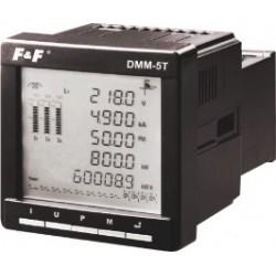 Анализатор параметров электросети DMM-5T