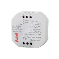 Измеритель температуры с датчиком KTY в монт.кор. 4-20 mA ES-RT-2L