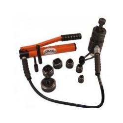 Инструмент для просекания отверстий гидравлический помповый (с выносным насосом) SKP-15