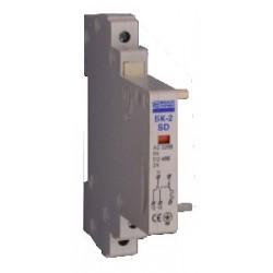 Блок-контакт БК-2 SD з індикатором