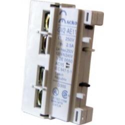 Фронтальні додаткові контакти GV-AE11 1НО+1НЗ