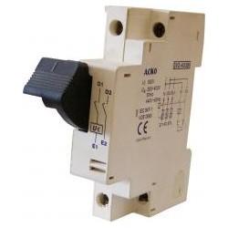 Розчеплювач мінімальної напруги GV-AX