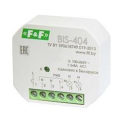 Реле импульсное двухканальное BIS-404