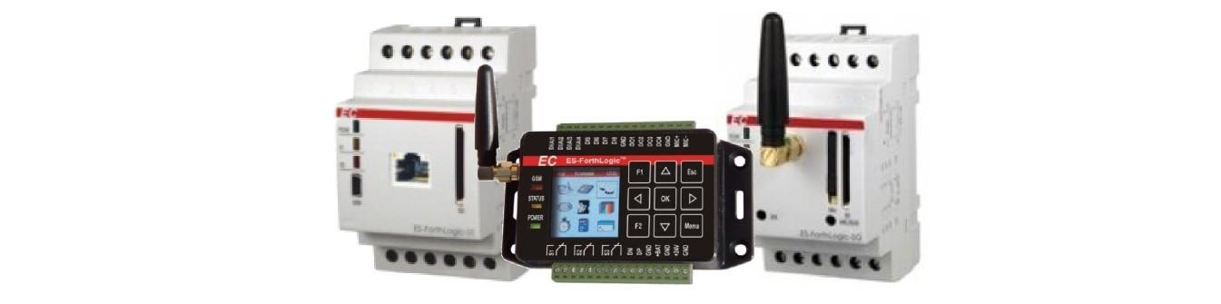 Контролери ES-ForthLogic-ПЛК (програмовані логічні контролери)