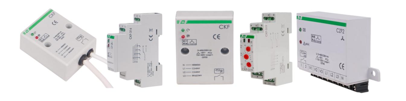 Реле контроля фазы - реле и датчики контроля напряжения