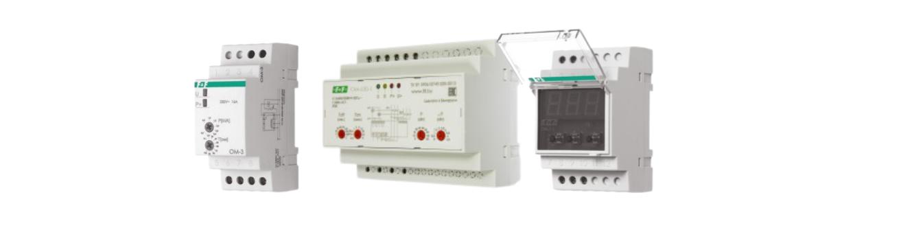 Ограничители потребляемой мощности - регулируемый ограничитель тока