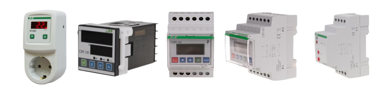 Регуляторы температуры - контроллеры и регуляторы температуры